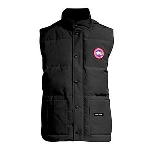 Canada Goose Men Quilted Freestyle Vest Size S New